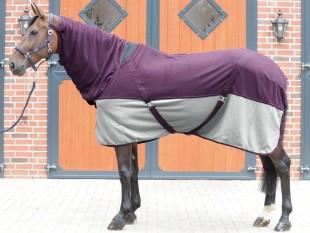 Odpocovací deka s krkem BUSSE Comfort Plus