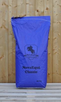 Müsli NovaEqui Classic pro koně a poníky, 20kg