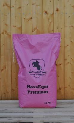 Krmivo NovaEqui Premium pro koně a poníky, 15kg