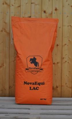 Müsli NovaEqui Lac pro klisny a hříbata, 20kg