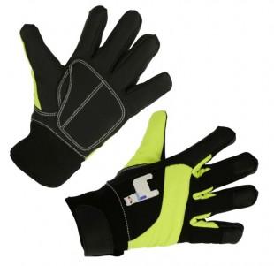 Jezdecké zimní rukavice KERON Mini Winter dětské