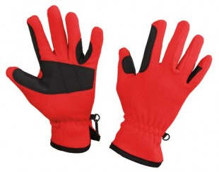 Jezdecké rukavice COVALLIERO fleecové