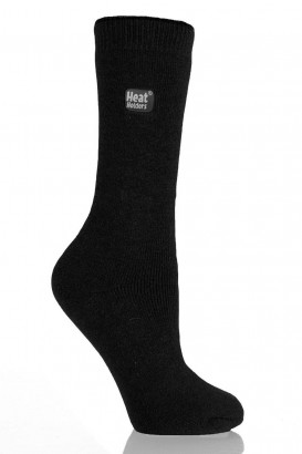 Ponožky Heat Holders Lite Medium Thermo pánské 39-45 černé