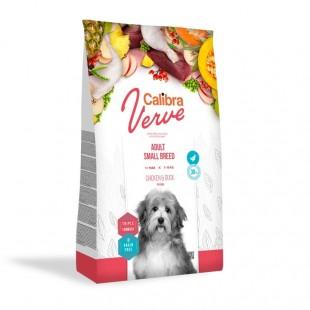 CALIBRA Dog Verve GF Adult Small Chicken&Duck pro dospělé psy malých plemen