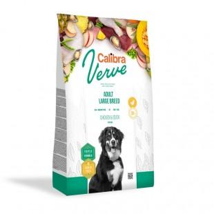 CALIBRA Dog Verve GF Adult Large Chicken&Duck pro dospělé psy velkých plemen