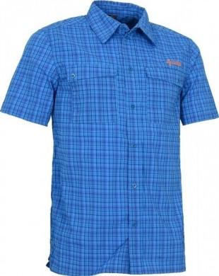 Košile KILPI Gallinero pánská modrá