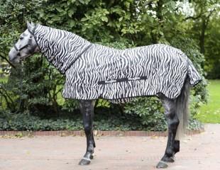 Letní deka proti hmyzu RugBe Zebra
