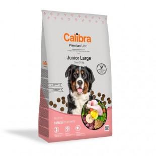CALIBRA Dog Premium Line Junior Large pro mladé psy velkých a obřích plemen