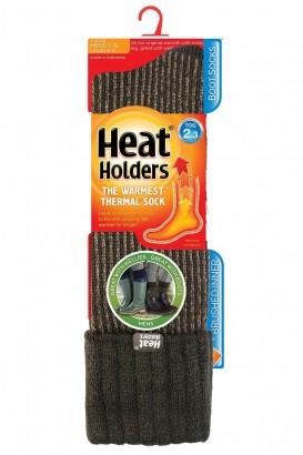 Thermopodkolenky Heat Holders  Boot pánské 39-45 zelené
