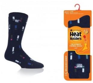 Ponožky Heat Holders Lite pánské 39 - 45 STREET SAMUARI