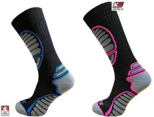 Ponožky sportovní PONDY Snox zvýšené