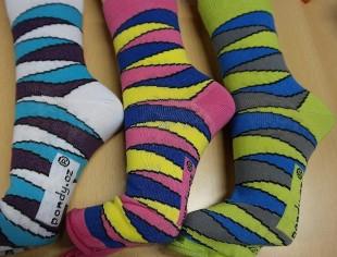 Ponožky PONDY designové CIK CAK