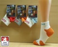 Ponožky sportovní PONDY Coolmax dámské různé barvy