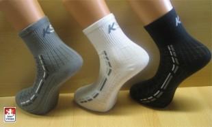 Ponožky sportovní PONDY antibakteriální