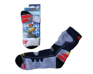 Ponožky sportovní PONDY Trek Thermo