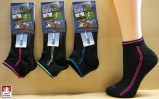 Ponožky sportovní PONDY CoolMax nízké