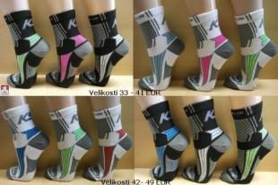 Ponožky sportovní PONDY Triatlon