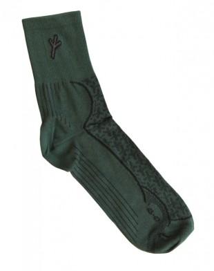 Ponožky PONDY Dr.Hunter Sommer pro myslivce a rybáře 2páry