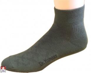 Ponožky PONDY Dr.Hunter Cool nízké pro myslivce a rybáře 2 páry