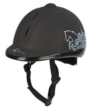 Jezdecká helma dětská Beauty