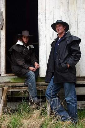 Westernová australská bunda SCIPPIS Drover jacket