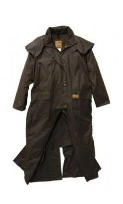 Westernový australský kabát BUSH-SKINS Riding coat