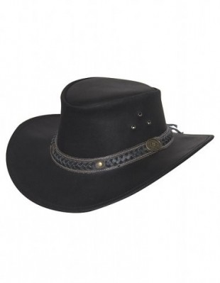 Westernový klobouk SCIPPIS Wilsons kožený