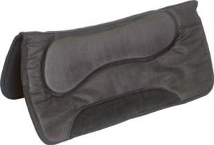 Westernová deka gelová 75x75cm černá