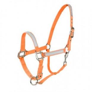 Stájovka HORZE reflexní oranžová