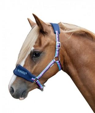 Stájovka HKM Funny Horses modrá