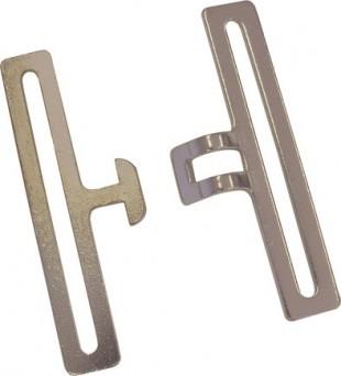 Zapínací set pro elastické řemeny 50mm