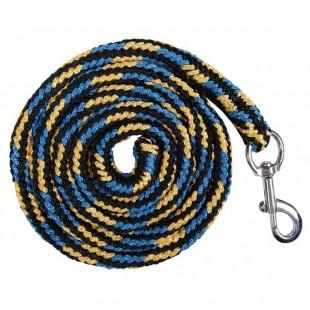 Vodítko HKM pletené s háčkovou karabinou 1,8m