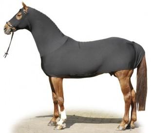 Ochranný oblek HKM Lycra elastický černý