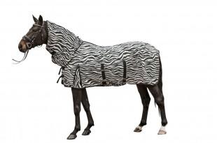 Deka proti hmyzu HKM Zebra s krkem
