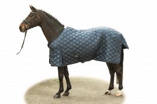 Zimní deka HKM 420D Nylon modrá