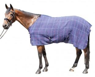Stájová deka HKM tmavě modrá
