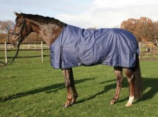 Výběhová deka BUSSE s fleecem