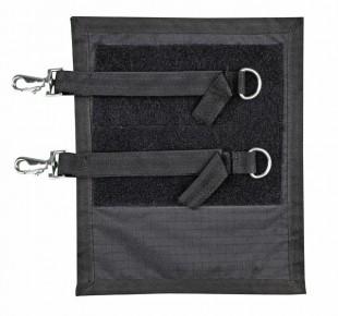 Prsní chránič HKM pro deky černý