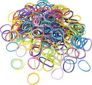 Vplétací gumičky EFFOL mix barev 400ks