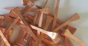 Hřebíky MUSTAD Copper