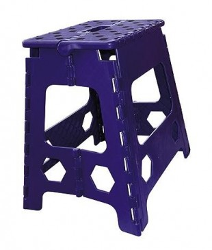 Skládací stolička HIPPO-TONIC plastová