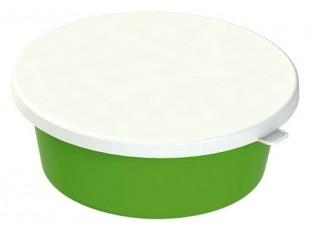 Víko krmné misky 6ltr. plastové bílé