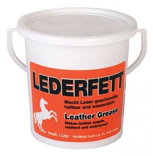 Tuk na kůži Lederfett 1kg
