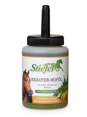 Bylinný olej na koňská kopyta STIEFEL 450 ml
