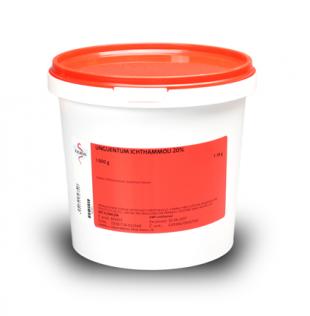 Mast Unguentum ichthamoli 20%,1000 g