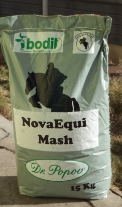 NovaEqui Mash 15 kg