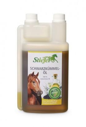 STIEFEL Olej z černého kmínu 250 ml