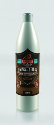 TOPVET Omega-3 olej
