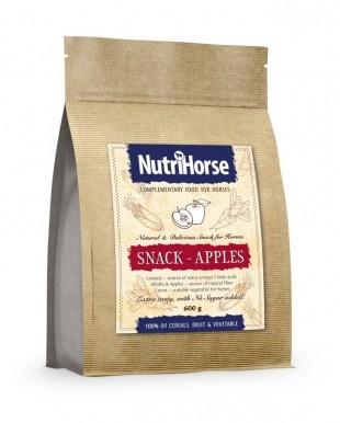 NutriHorse Snack jablko 600g