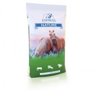 ENERGYS vojtěškové granule pro klisny a koně, 25kg